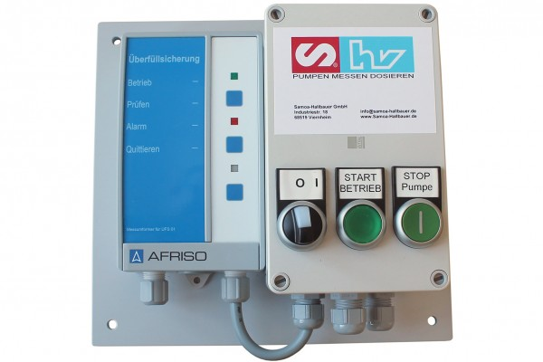Samoa Elektrische Steuerung EAS - Stück