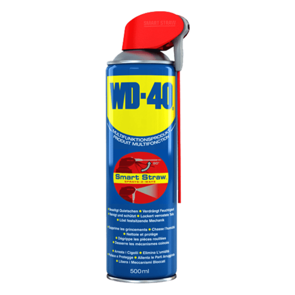 WD-40® Multifunktionsprodukt Smart Straw