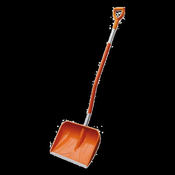 Cemo GFK-Schneeschaufel mit D-Griff - Stück