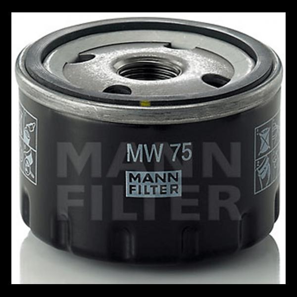 MANN MANN-Filter MW 75 - Stück