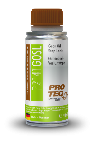 bluechem Gear Oil Stop Leak (GOSL) - 50ml Dose