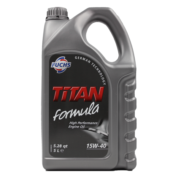 Fuchs Titan Formula 15W-40 - 5L Kanne
