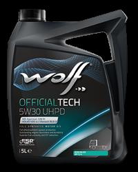 Wolf Oil Officialtech 5W30 UHPD - 5L Kanne