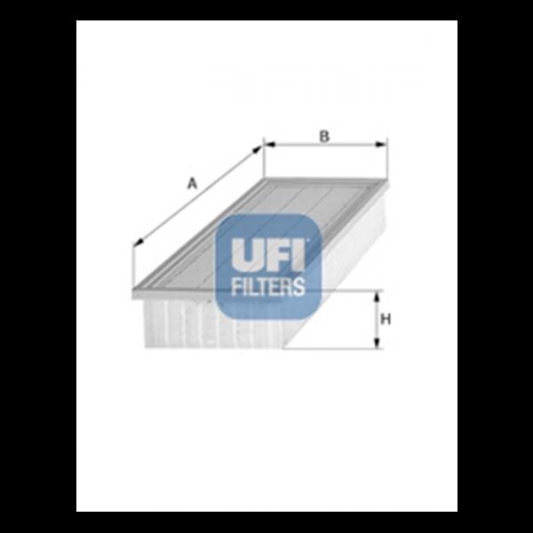 Ufi Luftfilter 30.933.00 - Stück