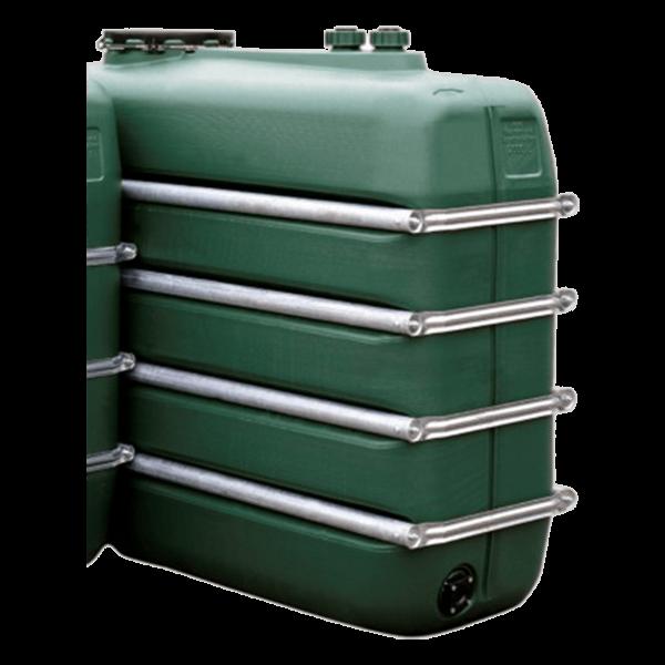 Cemo Polyethylen Lagertank 2000 l - Stück