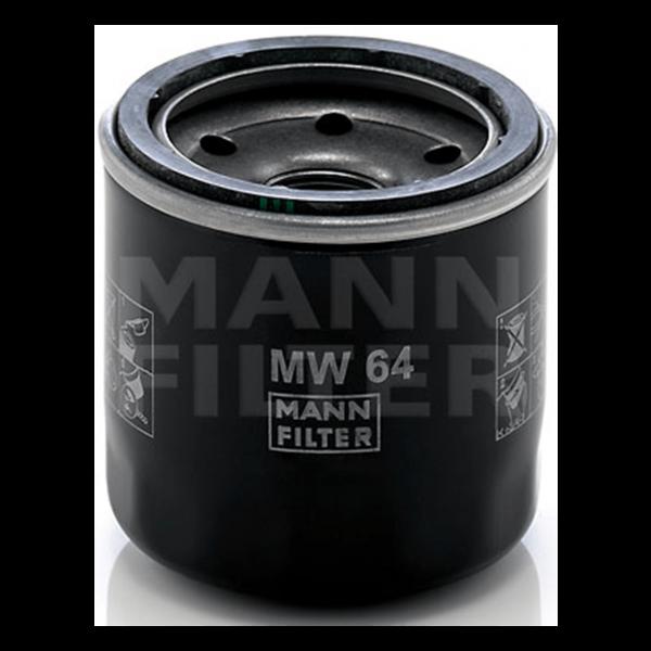 MANN MANN-Filter MW 64 - Stück