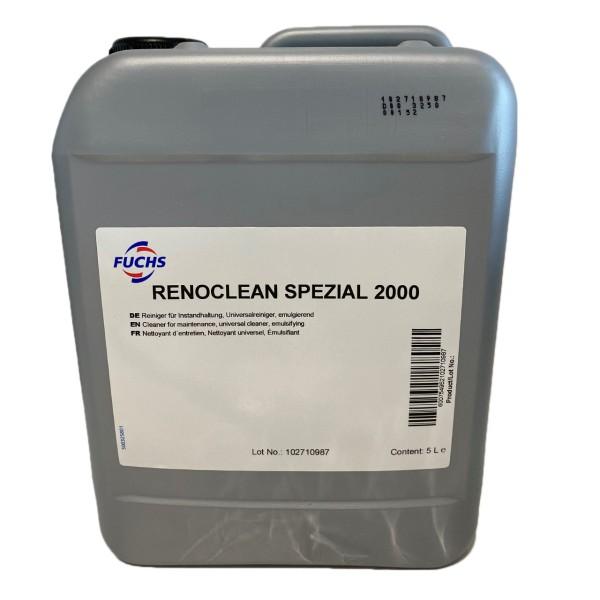 Fuchs  Renoclean Spezial 2000 - 5L Kanne