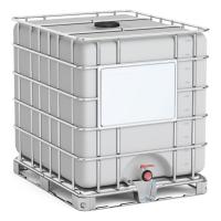 Willi Schüler destilliertes Wasser, chemisch rein - 1000L Container