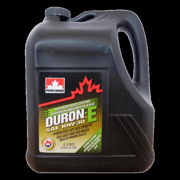 Petro-Canada Duron E 10W-30 - 4L Kanne