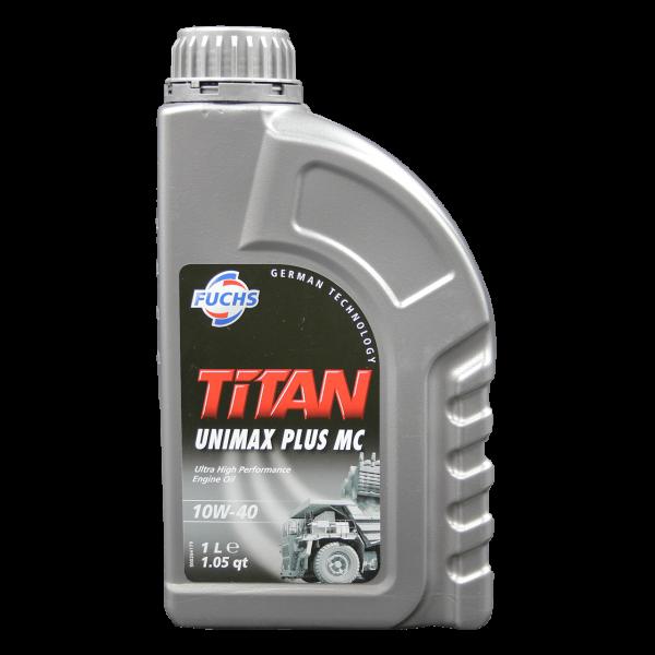 Fuchs Titan Unimax Plus MC 10W-40 - 1L Dose