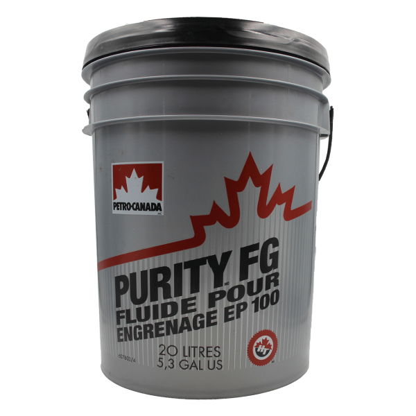 Petro-Canada Purity FG EP Gear Fluid 100 - 20L Kanne