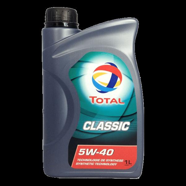 Total Classic 5W-40 - 1L Dose