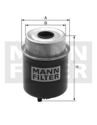MANN MANN-Filter WK 8127 - Stück