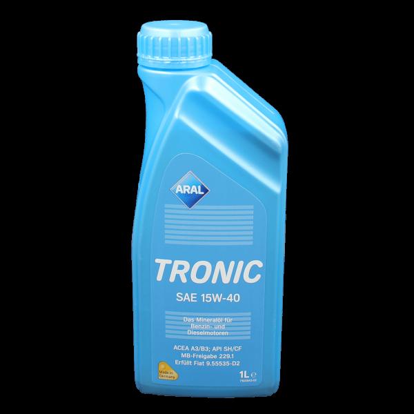 Aral Tronic 15W-40 - 1L Dose
