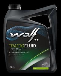 Wolf Oil Tractofluid 170 BM - 5L Kanne