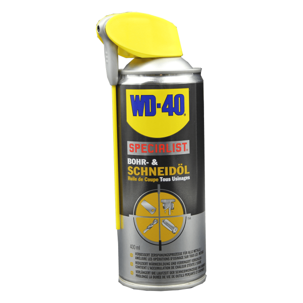 WD-40 WD-40 Specialist® Bohr- & Schneidöl - 400ml Spray