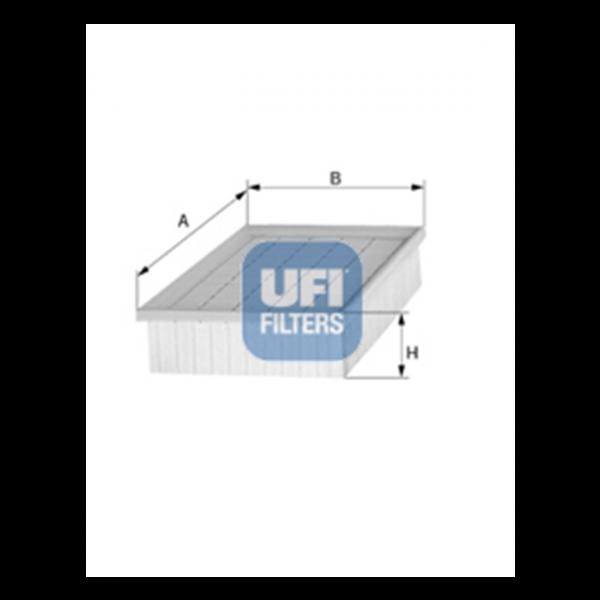 Ufi Luftfilter 30.948.00 - Stück