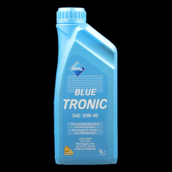 Aral BlueTronic 10W-40 - 1L Dose
