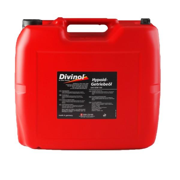 Zeller & Gmelin Divinol Hypoid-Getriebeöl 85W-140 - 20L Kanne