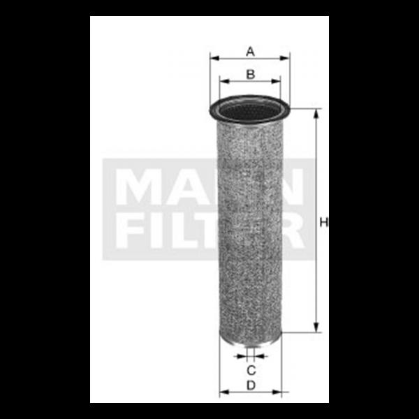 MANN MANN-Filter CF 13 110 - Stück