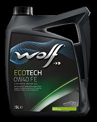 Wolf Oil Ecotech 0W40 FE - 5L Kanne