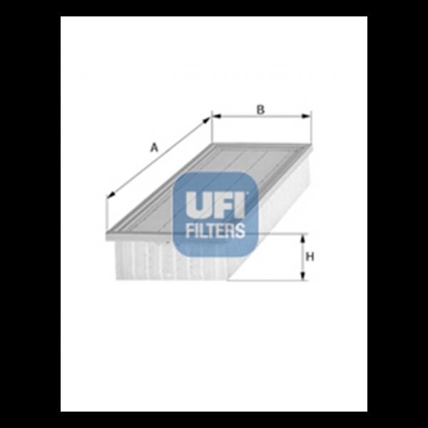 Ufi Luftfilter 30.021.00 - Stück