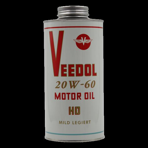 Veedol Veedol Motor Oil HD 20W-60 - 1,4L Blechdose