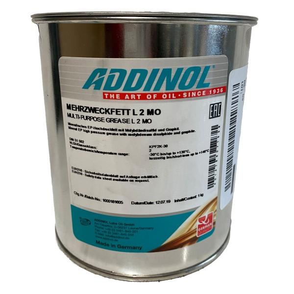 Addinol Mehrzweckfett L 2 MO - 1kg Dose