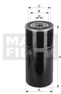 MANN MANN-Filter WD 950/2 - Stück