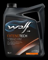 Wolf Oil Extendtech 10W40 HM - 5L Kanne