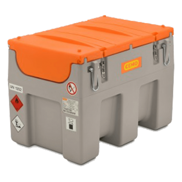Cemo DT-Mobil Easy mit ADR-Zulassung 460 l - 24 V - Stück