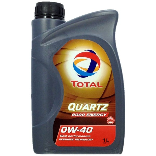 Quartz 9000 Energy 0W-40