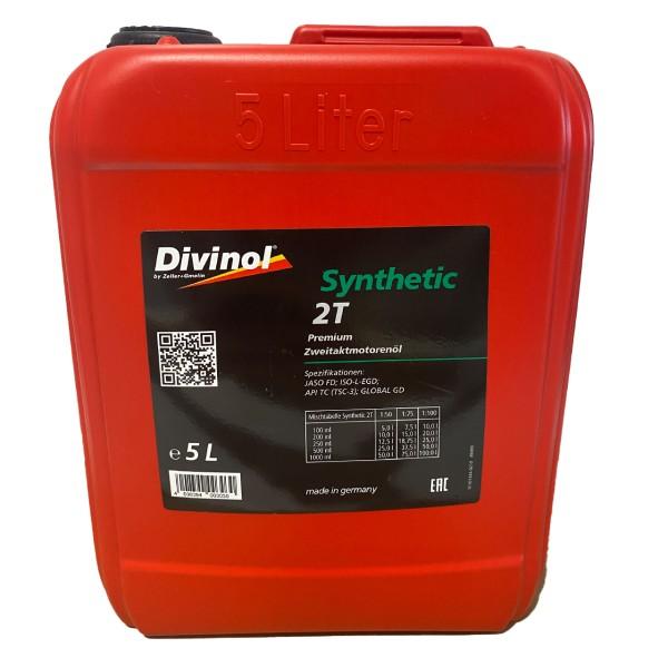 Zeller & Gmelin Divinol Synthetic 2 T - 5L Kanne
