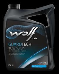 Wolf Oil Guardtech 10W40 B4 - 5L Kanne