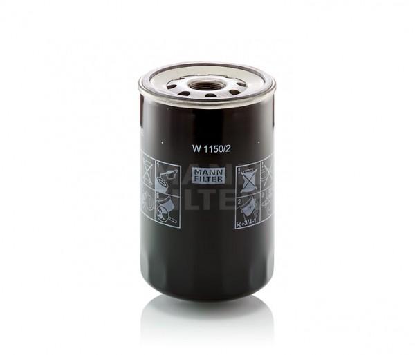 MANN MANN-Filter W1150/2 - Stück