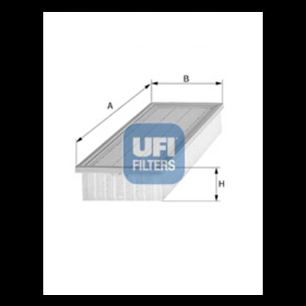 Ufi Luftfilter 30.894.00 - Stück