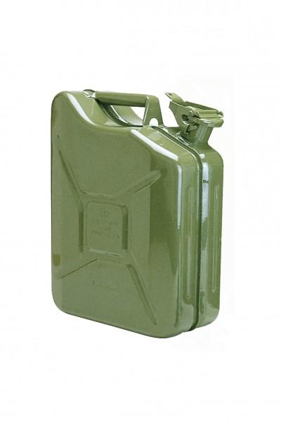 Samoa Metall-Kanister 10l olivgrün - Stück