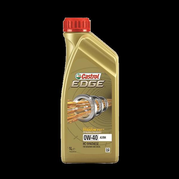 Castrol Edge 0W-40 A3/B4 - 1L Dose