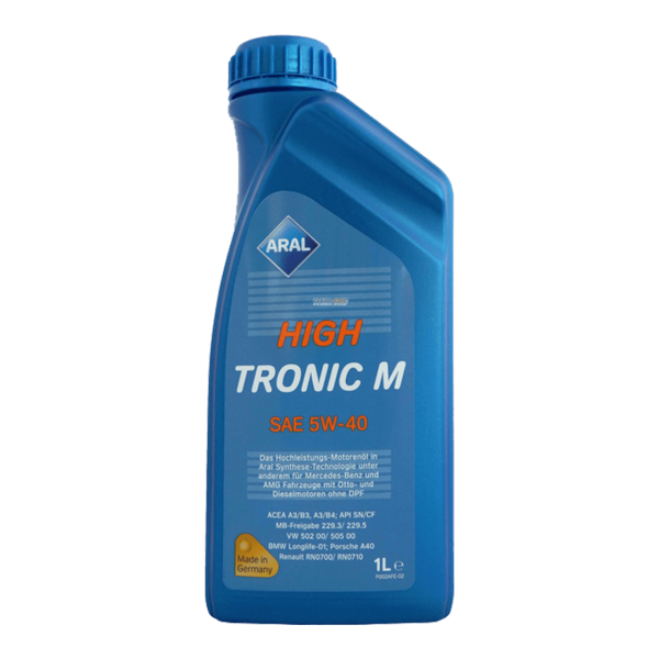 Aral HighTronic M 5W-40 - 1L Dose