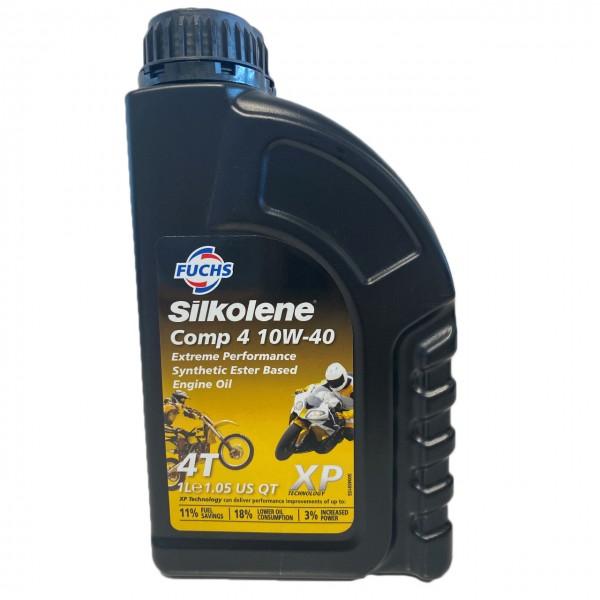 Silkolene Silkolene Comp 4 10W-40 XP - 1L Dose