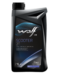 Wolf Oil Scooter 2T - 1L Dose