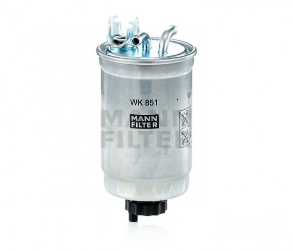 MANN MANN-Filter WK 851 - Stück