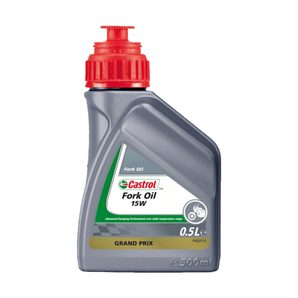 Castrol Fork Oil 15W - 500ml Dose