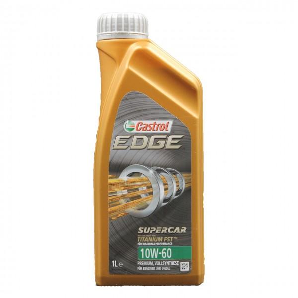 Castrol Edge Supercar 10W-60 - 1L Dose
