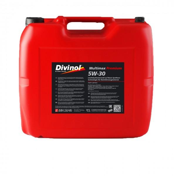 Zeller & Gmelin Divinol Multimax Premium 5W-30 - 60L Gebinde