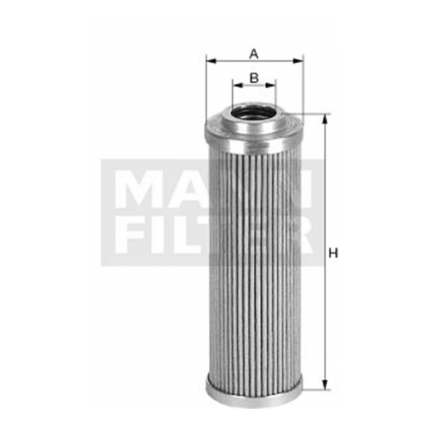 MANN MANN-Filter HD 47 - Stück
