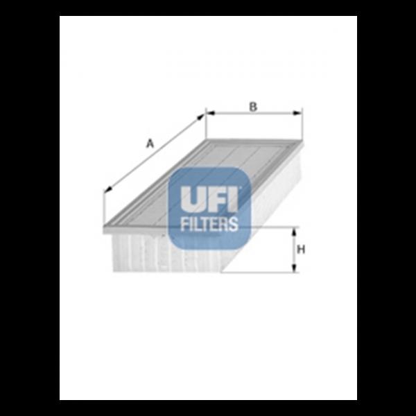 Ufi Luftfilter 30.864.00 - Stück