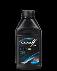 Wolf Oil Fork Oil 10W - 500ml Dose