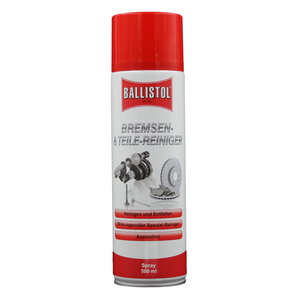 Ballistol Ballistol Bremsen- & Teile Reiniger Spray - 500ml Spray