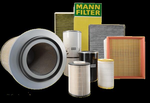 MANN Filter HD 509/2 X